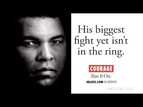 Muhammad Ali: Courage