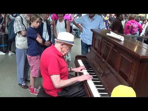 Magic Piano Medley From The Irish Senior