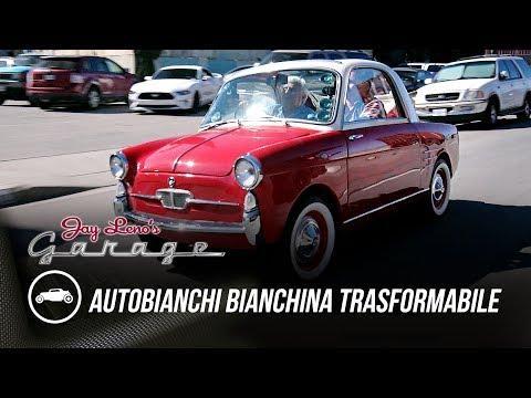 1960 Autobianchi Bianchina Trasformabile - Jay Leno's Garage