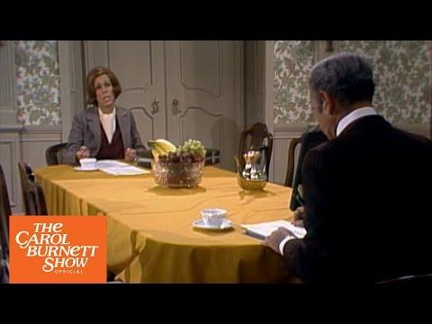 Career Couple From The Carol Burnett Show (full Sketch)