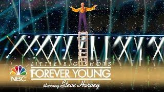 Little Big Shots: Forever Young - The Amazing Sladek (Episode Highlight)