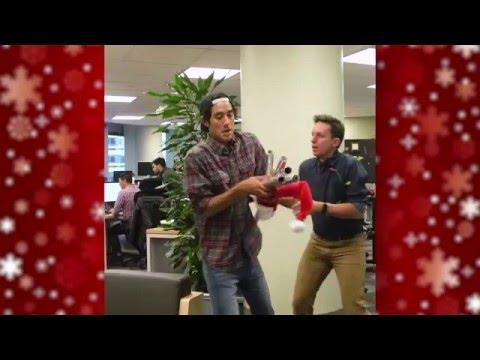 Decking The Halls W/ Zach King