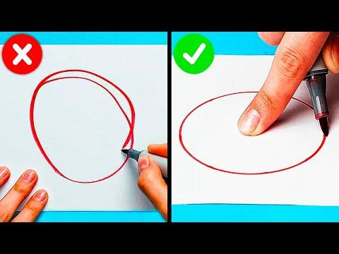 35 STATIONERY HACKS YOU WISH YOU KNEW BEFORE