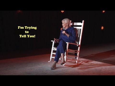 Jeanne Robertson Video | I'm Trying to Tell You
