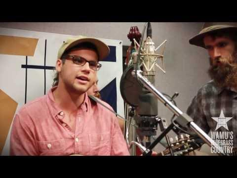 The Westbound Rangers - Hesitate [Live At WAMU's Bluegrass Country]