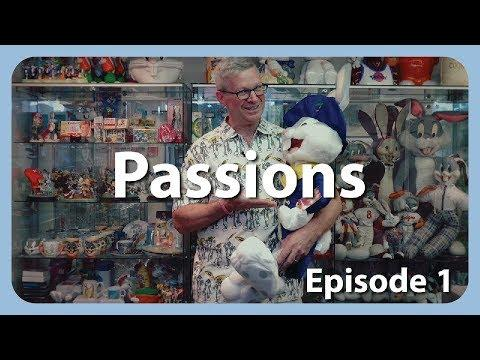 Looney Tunes Collector Has The Most Bugs Bunny's We've Ever Seen (Passions - E1)