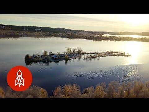 This Tiny Island Was a Hub for Lumberjacks