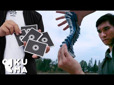 Cardistry in Taiwan | Amazing Card Tricks