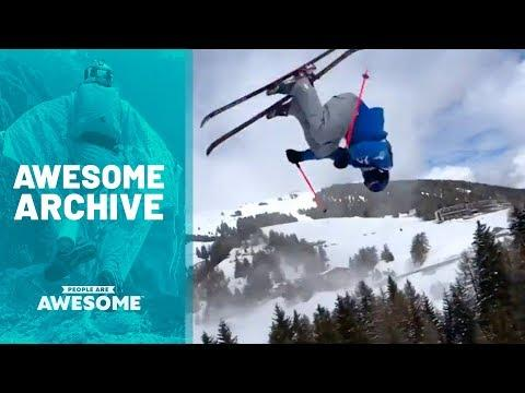 Skiing Tricks, Gymnastics, Yoyo Tricks & More | Awesome Archive