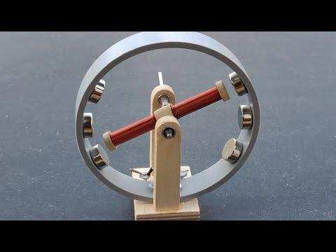 Free Energy Generator Using Armature Method Video