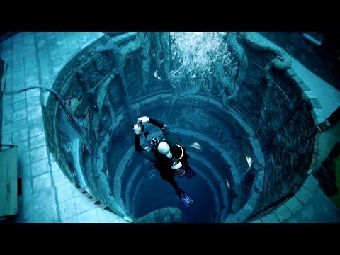 The Deepest Pool in the World. Your Daily Dose Of Internet. #Video