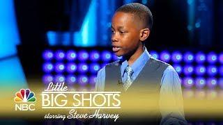 Little Big Shots - Let's Get Motivated! (Episode Highlight)