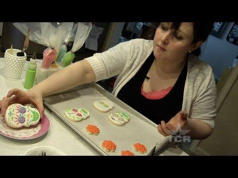 Cookie Decorator (Texas Country Reporter)