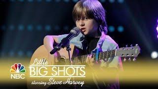 Little Big Shots - Andrey's Blackbird Performance (Episode Highlight)