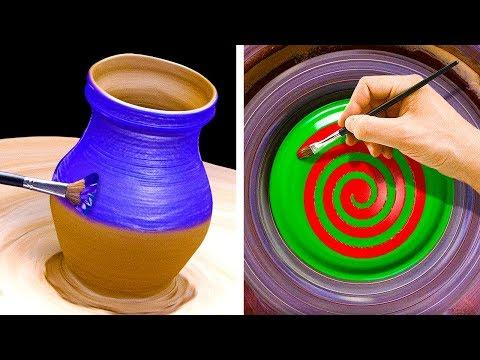 15 SATISFYING CRAFTS AND DIY IDEAS