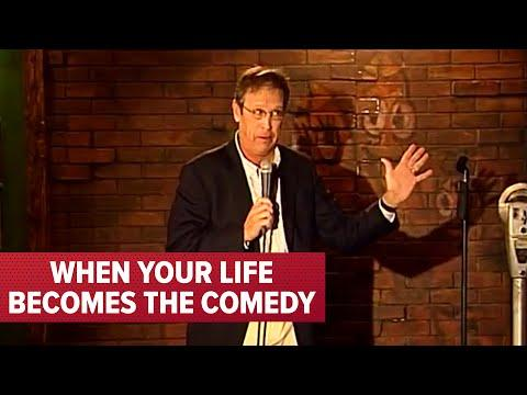 When Your Life Becomes The Comedy Video | Comedian Jeff Allen