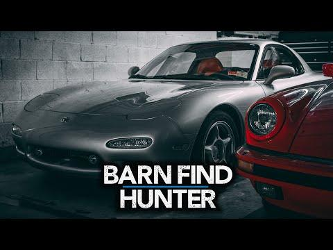 Alfa Romeo paradise with a splash of Mazda RX-7 and Porsche 911 | Barn Find Hunter - Ep. 77