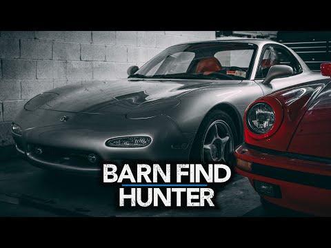 Alfa Romeo paradise with a splash of Mazda RX-7 and Porsche 911 | Barn Find Hunter - Ep. 77