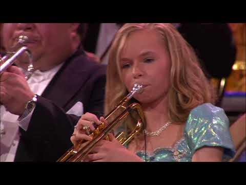 Andre Rieu – Bugler's Holiday #Video