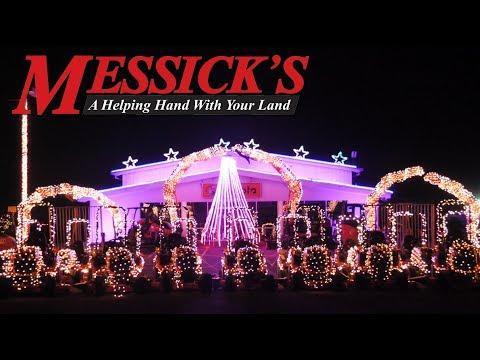 2018 Christmas Light Show | Messicks