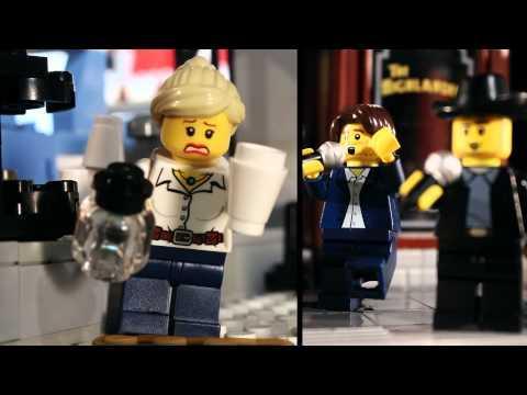 Home Free - Crazy Life (LEGO Video)