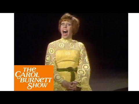 Trolley Song Video from The Carol Burnett Show