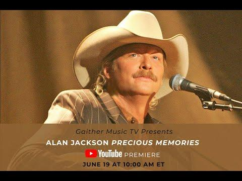 Alan Jackson Video - Precious Memories