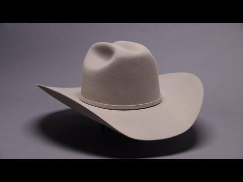 How a STETSON Cowboy Hat is made - BRANDMADE.TV