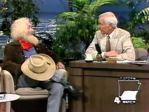 Booger Ray on Johnny Carson March 26, 1987