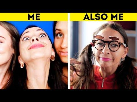 ME VS. OTHER PEOPLE || Funny Fails And Real Life Situations You Can Definitely Relate To