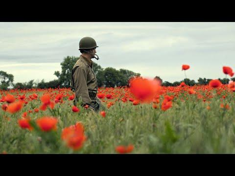 Normandy, France Video - D-Day 75th Anniversary Battlefields - Visual Escape in 8K