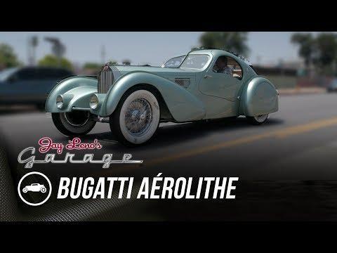 1934 Bugatti Aérolithe - Jay Leno's Garage