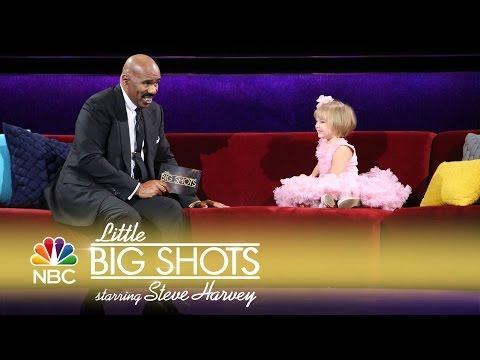 Little Big Shots - The Baby Barber (Episode Highlight)