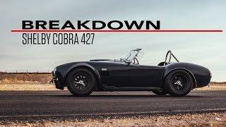 Breakdown | Shelby Cobra 427