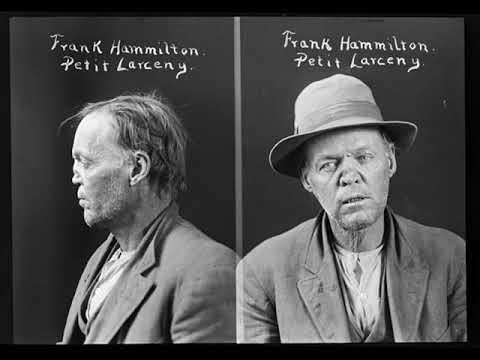 23 Extraordinary Mugshots of Turn of the Century Prisoners