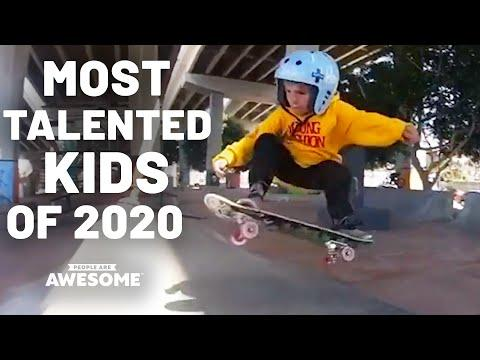 Awesome & Talented Kid Prodigies of 2020 Video