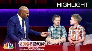 Little Big Shots - Brothers and Best Buds Forever (Episode Highlight)