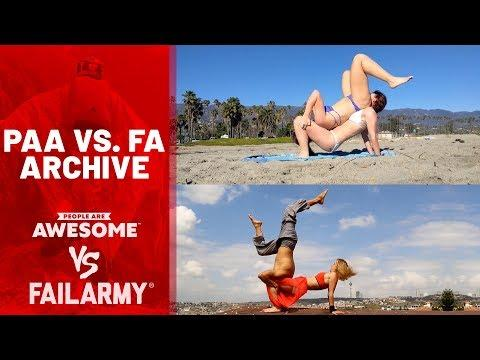 Awesome Archive | People Are Awesome Vs. FailArmy | Ep. 2