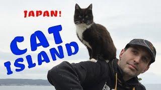 Japan's CAT ISLAND - Tashirojima 田代島