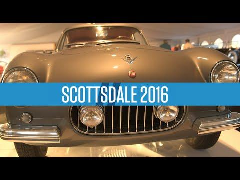 2016 Scottsdale Classic Auto Auctions   Overview