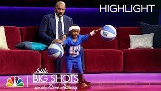 Little Big Shots - Tiny Dribbler (Episode Highlight)