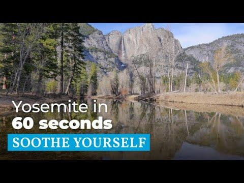 Yosemite in 60 seconds | Soothe Yourself | PBS NATURE