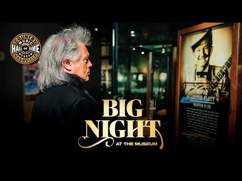 BIG NIGHT At the Museum Video | Country Music Hall of Fame and Museum