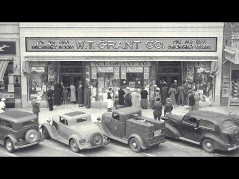 W.T. Grant Co. - Life in America #Video