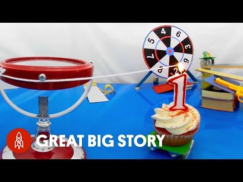 Making Mind-Blowing Rube Goldberg Machines Video