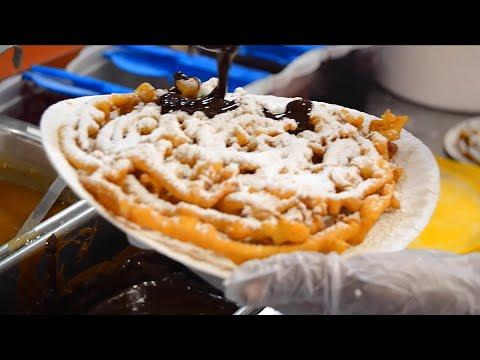 State Fair of Texas Funnel Cake Queen (Texas Country Reporter)