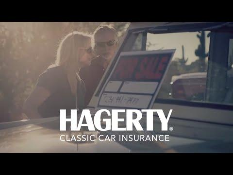 Buying A Classic: Hagerty TV Commercial