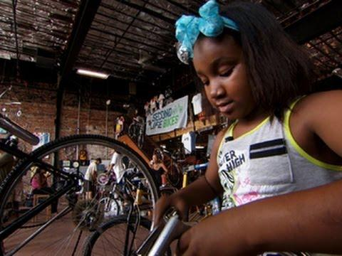 On The Road: Kids Earn Their Keep, One Pedal At A Time