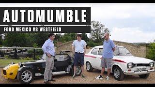 Automumble - Ford Mexico vs Westfield