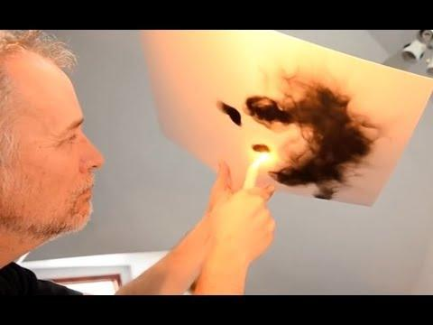 Painting With Fire. Your Daily Dose Of Internet